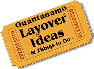 Stuff to do in Guantanamo