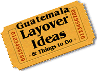 Stuff to do in Guatemala