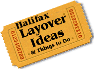 Stuff to do in Halifax