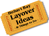 Stuff to do in Hobart Bay