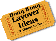 Stuff to do in Hong Kong