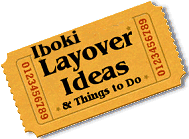 Stuff to do in Iboki