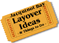 Stuff to do in Jacquinot Bay