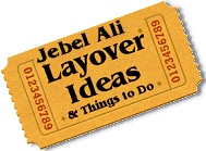 Stuff to do in Jebel Ali