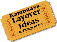 Stuff to do in Kambuaya