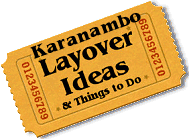 Stuff to do in Karanambo