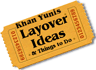 Stuff to do in Khan Yunis