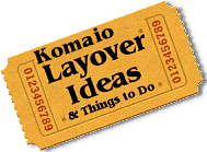 Stuff to do in Komaio
