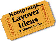 Stuff to do in Kompongsom (Also Known As: Sihanoukville)