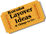 Stuff to do in Koroba