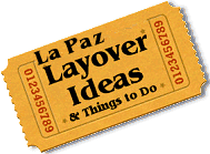 Stuff to do in La Paz