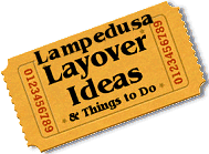 Stuff to do in Lampedusa