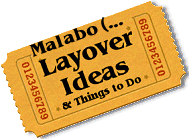 Stuff to do in Malabo (Rey Malabo)