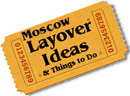 Stuff to do in Moscow
