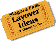 Stuff to do in Niagara Falls