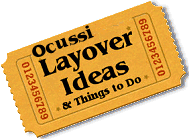 Stuff to do in Ocussi