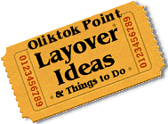 Stuff to do in Oliktok Point