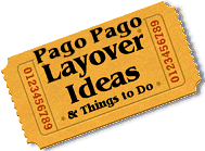 Stuff to do in Pago Pago