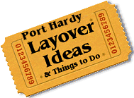 Stuff to do in Port Hardy