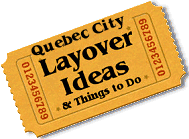 Stuff to do in Quebec City