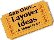 Stuff to do in San Giovanni Rotondo