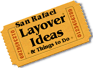 Stuff to do in San Rafael