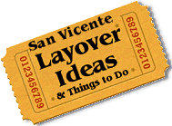 Stuff to do in San Vicente