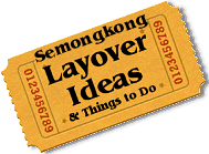 Stuff to do in Semongkong