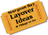 Stuff to do in Sturgeon Bay