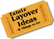 Stuff to do in Tabriz