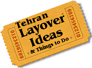 Stuff to do in Tehran