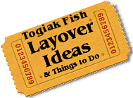 Stuff to do in Togiak Fish