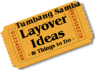 Stuff to do in Tumbang Samba