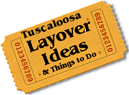 Stuff to do in Tuscaloosa