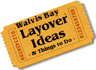 Stuff to do in Walvis Bay