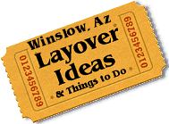Stuff to do in Winslow, Az
