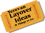 Stuff to do in Yerevan