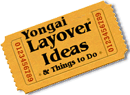 Stuff to do in Yongai